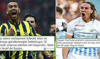 Fenerbahçe'de Josef Gitti, Frey Geldi! Transferlerin Ardından Yaşananlar ve Tepkiler