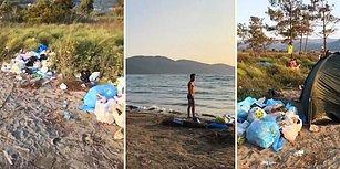 Bayram Tatili Yine Doğa Katliamına Dönüştü: Yurdun Dört Bir Yanı Çöp Yığını Oldu!