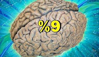 Çözenlerin Yalnızca %9'unun Son Soruyu Görebildiği Bu Testten Geçebilecek misin?