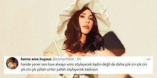 Hande Yener'in Yeni Şarkısı 'Love Always Wins' Müzik Dünyasına Bomba Gibi Düştü!