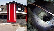 Terk Edilmiş KFC'den Yatak Odasına: ABD'den Meksika'ya Uzanan 'Uyuşturucu Tüneli' Keşfedildi