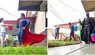 Hobisiyle Mesleğini Birleştirerek Süper Kahramanları Günümüz Dünyasına Taşıyan Sanatçı: Wire Hon