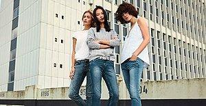 Tatil Döneminin Bitmesiyle Jean Modasına Dönüş Vaktin Geldiyse Seni Buraya Alalım!