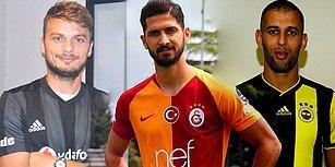 Futbolda Birinci Transfer Dönemi Sona Erdi! İşte Süper Lig'de Gerçekleşen Transferler