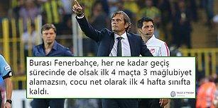 Fenerbahçe 4. Maçında 3. Yenilgisini Aldı! Kayserispor Mağlubiyetinin Faturası Cocu'ya Kesildi