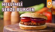 Çocuklarınıza Çekinmeden Yedirebileceğiniz Yeni Dönem Lezzeti: Hellimli Sebze Burger Nasıl Yapılır?