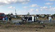 Sakarya'daki Feci Trafik Kazasında Bilanço Büyük! 7 Ölü, 3 Yaralı Var