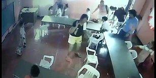 Uyuyakalan Ufaklığın Sınıftan Çıkarken Sandalyeyi Sırt Çantası Gibi Giymeye Çalıştığı Efsane Anlar
