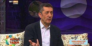 Milli Eğitim Bakanı Ziya Selçuk: '30 Alan Çocuğa Takviye Dersi Yapılır da 100 Alan Çocuğa Neden Yapılmaz?'