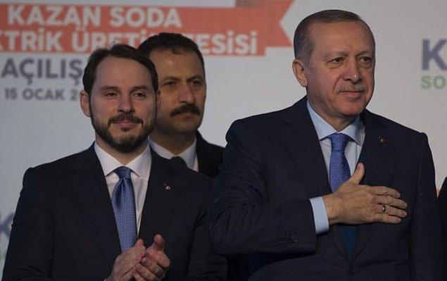 Yeni başkan Erdoğan
