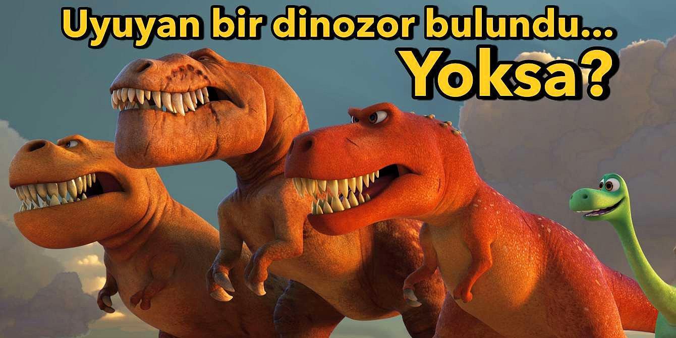 Dinazor Değil Dinozorların Milyonlarca Yıl öncesine Dayanan Oldukça