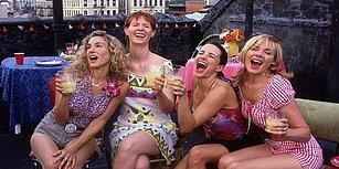 Efsane Dizi Sex And The City Karakterlerinin Her Kadının Hayatında Olması Gerektiğini Gösteren Haklı Nedenler