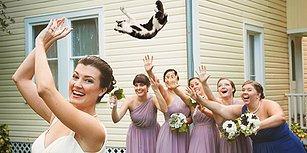 Düğününde Attığın Çiçeği Kim Tutacak?