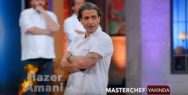 Acun Ilıcalı'nın son bombası Master Chef programında duruşu, karizması ve karakteriyle dikkat çeken biri var. Hazer Amani!