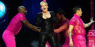 Pink'in Klibi RTÜK'e Takıldı: 'Homoseksüel Nitelikte Erotik Dans Figürleri Barındırıyor'