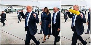 Donald Trump'ın Fotoğrafını Photoshoplayarak Troll Seviyesini Arşa Çıkarmış Mizahşörler