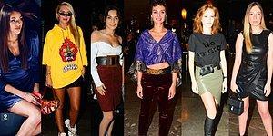 Moda Haftası Alarmı: İstanbul Moda Haftası'nın Şık ve Rüküşlerini Seçiyoruz!