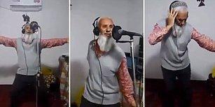 Muhteşem Performansıyla En İyi Şarkıcılara Dahi Taş Çıkartan Dayı
