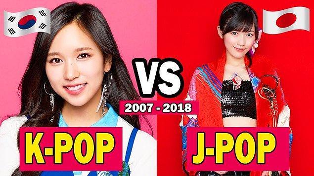 Tarihi daha eskiye dayansa da özellikle son 10 yıldır tüm dünyayı etkisi altına alan K-Pop akımı çevre ülkeleri de kapsıyor.