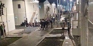 3. Havalimanındaki Eyleme Gece Yarısı Müdahalesi: Yüzlerce İşçi Gözaltında