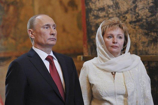 Putin'in ailesi ile ilgili çok az şey biliniyor. Özellikle de eski eşi ile ilgili.
