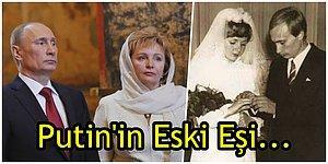 Dünya İzlerken Gizli Kaldı! Vladimir Putin'in Eski Eşi Lyudmila ve Sevmediği Evlilik Hayatı