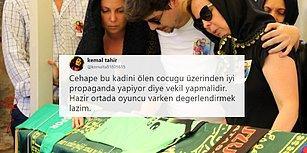 Çorlu'daki Tren Faciasında Oğlunu Kaybeden Anneye Büyük Vicdansızlık: 'İyi Propaganda Yapıyor'