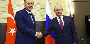 Erdoğan - Putin Zirvesinden Mutabakat Çıktı: İdlib'de Silahsız Bölge Kurulacak