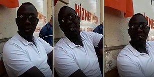 Konyalı Olduğunu İddia Eden Siyahi Adam: 'Harman Zamanı Beni Tarlada Unutmuşlar'