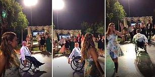 Efe Yürekli Engelli Adamdan Muhteşem Harmandalı Performansı