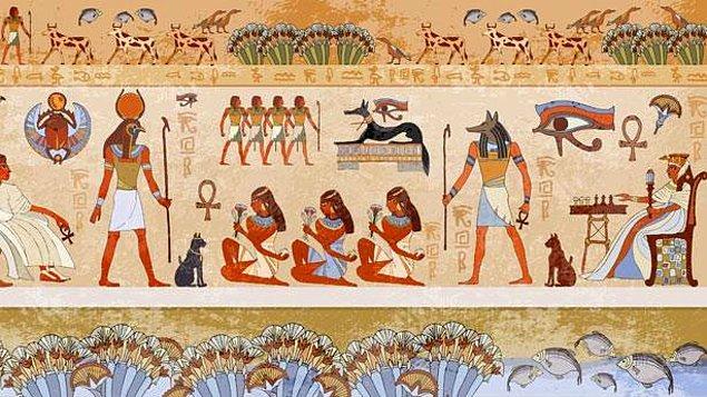 15. Kleopatra öldüğünde sadece 39 yaşındaydı ve mezarlığı hala bulunamıyor.