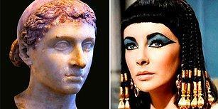 Tarihteki En Efsane Kadınlardan Biri Olan Kleopatra Hakkında Daha Önce Hiç Duymadığınız 15 Şaşırtıcı Gerçek