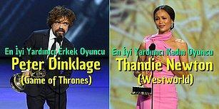 Game of Thrones Yine Klasını Konuşturdu! İşte 70. EMMY Ödülleri'nin Kazananları