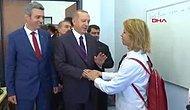 Cumhurbaşkanı Erdoğan, Elini Öpmek isteyen Öğretmeni Engelledi: Annenizin, Babanızın ve Öğretmeninizin Dışında El Öpmeyin
