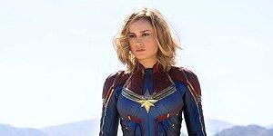 Captain Marvel'dan Heyecanlandıran İlk Fragman Yayınlandı!
