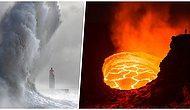 Ona Boyun Eğdiremezsiniz! Doğanın Yıkıcı Gücünü Gözler Önüne Seren Dehşet Verici Fotoğraflar