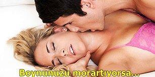 Yatakta Bu Hareketleri Yapan Birini Görürseniz Kaçın! Seks Nedir Bilmeyen Ömür Törpüsü İnsan Hareketleri