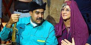 'Sultan Maduro'nun Yediği Ete Venezuela Halkı Ulaşabiliyor mu?
