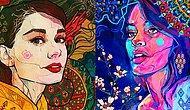 İllüstrasyon Sanatçısı Timuçin Keleş'in Hepsi Birbirinden Yaratıcı 25 Portre Çizimi