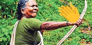 Tüm Dünya Onu Tanıyor Ama O, Ormanda Yaşamaya Devam Ediyor! Şifacı Nine Lakshmikutty ile Tanışın