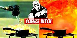 Yeah, Science Bitch! Bu Sıra Dışı 23 Kimyasal Tepkimeyi Jesse Pinkman Şaşkınlığında İzleyeceksiniz