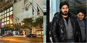 Reza Zarrab'ın New York'ta Lüks Hayatı: Cadillac Marka Lüks Araç, Four Seasons Oteli'nde Konaklama