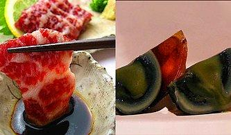 Bu Tuhaf Yiyeceklerden Kaç Tanesini Denedin?