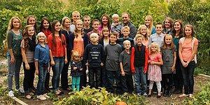 Tam 5 Kadınla Evlenip 25 Kişilik Kocaman Bir Aile Kuran Amerikalı Adamın Yaşantısı Sizi Çok Şaşırtacak!