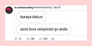 Cinsel İçerikli Mesajlaşmalarla Dalga Geçen Twitter Hesabından 15 Komik Sexting Örneği