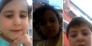 Bir Cep Telefonunun Ön Kamerasının Çocuklarla İmtihanı