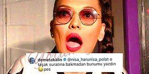 Eyvahlar Olsun! Instagram'ın Atar Kraliçesi Demet Akalın Bu Defa Ağzını Fena Bozdu!