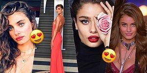 Victoria's Secret'ın En Yeni Meleği Taylor Hill Duru Güzelliğiyle Instagram'ı Sallıyor!