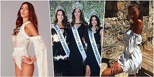 Miss Turkey 2018'in Kazananı Belli Oldu! İşte Karşınızda Birincilik Tacını Takan Güzel Şevval Şahin!