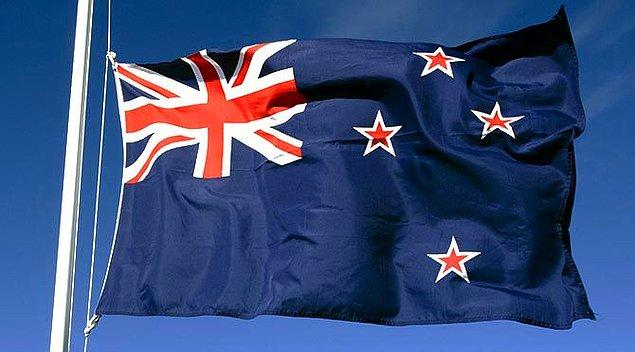 6. Yeni Zelanda